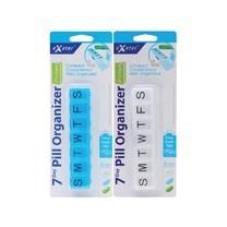 Exeter ตลับใส่ยา ตลับยา พกพา เอ็กซ์เตอร์ Pill Box Pill Storage