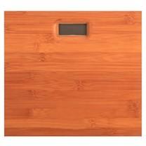 วัสดุไม้ไผ่ ธรรมชาติ เครื่องชั่งน้ำหนักดิจิตอล รุ่น TS-B1326 Digital Body Weight Bathroom Scale