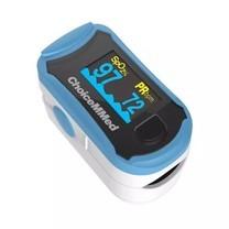 ChoiceMMed เครื่องวัดออกซิเจนที่ปลายนิ้ว Fingertip Pulse Oximeter รุ่น CM-MD300C29