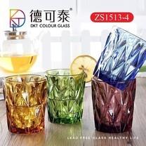 Orzer แก้วน้ำ เซ็ต 4 สี Diamond Collection Drinking Glass (Set of 4)