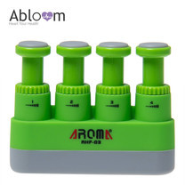 Aroma อุปกรณ์บริหารนิ้วมือ Finger Exerciser - สีเขียว