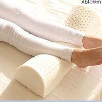 Abloom หมอนรองเท้า หมอนรองขา รองน่อง ยางพารา 100% Latex Ergonomic Feet Cushion Support
