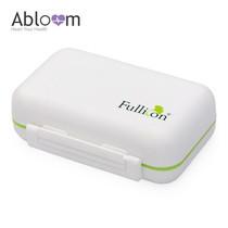 Abloom Fullicon ตลับยาและวิตามิน (6 ช่อง) - สีเขียว