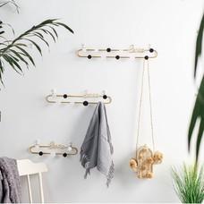Orzer ที่แขวนผนัง ของตกแต่งบ้าน แต่งผนัง สไตล์หวาน หรูหรา Luxury Sweet Design Wall Hanger - ลายอักษร love