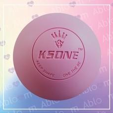 ลูกบอลนวด คลายกล้ามเนื้อ Lacrosse Rubber Massage Ball (สีชมพู)