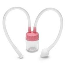 ที่ดูดน้ำมูกเด็ก แบบมีสาย Baby Nasal Aspirator (สีชมพู)