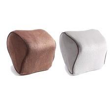 Abloom หมอนรองคอในรถ เมมโมรี่โฟม Memory Foam Car Neck Pillow -  มีสีให้เลือก