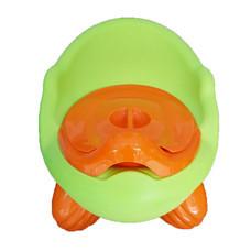 กระโถน โถนั่งเด็ก Baby Toilet Training Seat ( สีเขียว)