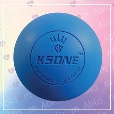 ลูกบอลนวด คลายกล้ามเนื้อ Lacrosse Rubber Massage Ball (สีน้ำเงิน)
