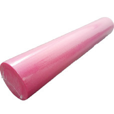 โฟมโรลเลอร์ นวดกล้ามเนื้อ ยาว 90 cm. (สีชมพู)
