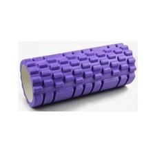 Foam Roller โฟมโรลเลอร์ โฟมนวดกล้ามเนื้อ (สีม่วง)