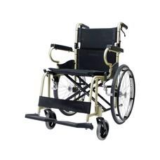 Karma รถเข็น อลูมิเนียม กะทัดรัด น้ำหนักเบา รุ่น KM-2500 Lightweight Aluminum Wheelchair Model KM-2500
