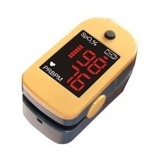 ChoiceMMed เครื่องวัดออกซิเจนที่ปลายนิ้ว Fingertip Pulse Oximeter รุ่น CM-MD300C1