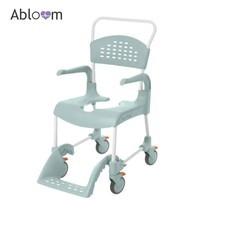 รถเข็นอาบน้ำ อเนกประสงค์ รุ่น Etac Clean Shower Commode Chair (สินค้านำเข้าจากสวีเดน)