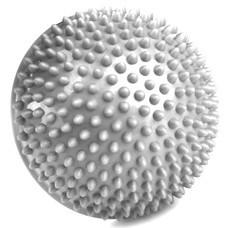 Abloom ลูกบอลนวด ฝึกการทรงตัว ลูกบอลหนาม ครึ่งวงกลม (สีเทา) Spiky Hemisphere Massage Balancing Ball