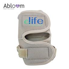 E-Life พยุงเข่า ซัพพอร์ตเข่า Neoprene Knee Support - สีเบจ