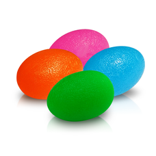 Abloom ลูกบอลเจล บริหารมือ ป้องกันนิ้วล็อค คลายเครียด Gel Power Ball Hand Exerciser (1 ชิ้น)  มีสีให้เลือก