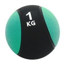 Abloom Medicine Ball เมดิซินบอล ลูกบอลน้ำหนัก 1 KG (สีฟ้าเขียว)
