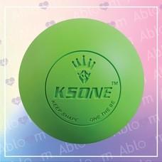 ลูกบอลนวด คลายกล้ามเนื้อ Lacrosse Rubber Massage Ball (สีเขียว)