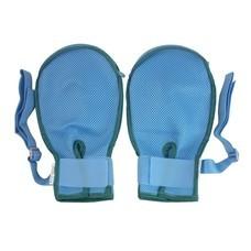 ถุงมือกันดึง ป้องกันผู้ป่วยเผลอดึงสายน้ำเกลือ Restraint Gloves ไซส์ใหญ่