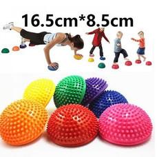 Abloom ลูกบอลนวด ฝึกการทรงตัว ลูกบอลหนาม ครึ่งวงกลม (มีสีให้เลือก)Spiky Hemisphere Massage Balancing Ball