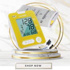เครื่องวัดความดัน ไมโครไลฟ์ รุ่น 3NM1-3E Microlife Blood Pressure Monitor Model 3NM1-3E