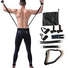 เซ็ต ยางยืดฝึกเทควันโด MMA มวย ครบเซ็ต Resistance Bands Set for Boxing Taekwondo Basketball MMA Training