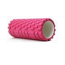 Foam Roller โฟมโรลเลอร์ โฟมนวดกล้ามเนื้อ (สีชมพู)