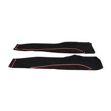 BEGINS กางเกงออกกำลังกาย ขายาว ลายเส้นสีส้ม (มีไซต์ให้เลือก)
