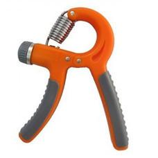 อุปกรณ์บริหารมือ ปรับระดับความหนืดได้ 1 คู่ (สีส้ม)