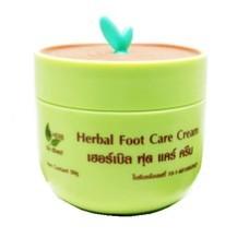 ครีมทาส้นเท้า และ ผิวแตกลาย ครีมทาเท้า สมุนไพร Herbal Foot Cream