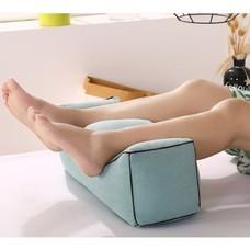 Abloomหมอนพาดเท้า หมอนรองขา Leg Rest Pillow Leg Wedge Foot Support (Green)