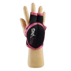 Abloom ถุงมือทราย เพิ่มน้ำหนัก ออกกำลังกาย (สีดำชมพู) 250G*2 Piloxing Weight Gloves 250g*2