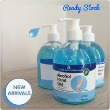 Abloom X Klara เจลล้างมือ แอลกอฮอล์เจล 70% ล้างมือ โดยไม่ต้องล้างออก Hand Sanitizer Alcohol Gel (500 ml.)