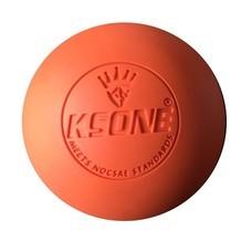 ลูกบอลนวด คลายกล้ามเนื้อ Lacrosse Rubber Massage Ball (สีส้ม)