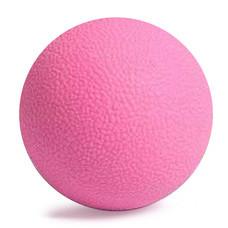 ลูกบอลนวด คลายกล้ามเนื้อ (สีชมพู) TPE Massage Ball