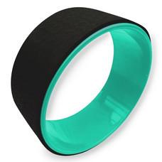 Yoga Wheel Pilates วงล้อโยคะ พิลาทิส (สีฟ้า/ดำ)