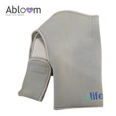 E-Life พยุงไหล่ Neoprene Shoulder Support - สีเบจ