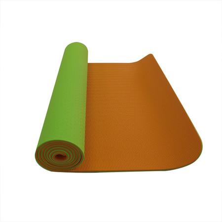 TPE Yoga Mat เสื่อโยคะ วัสดุ TPE สีเขียว