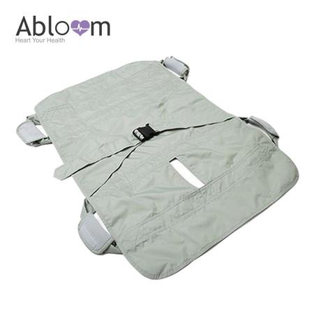 Abloom ผ้ายกตัวอาบน้ำสำหรับผู้สูงอายุ Waterproof Easy Carry - สีเทา