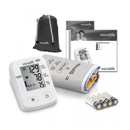 เครื่องวัดความดัน ไมโครไลฟ์ รุ่น A2 คลาสสิค Microlife Blood Pressure Monitor Model A2 Classic