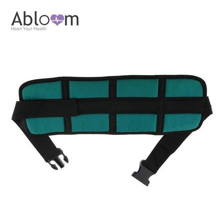 Abloom เข็มขัดนิรภัย สำหรับรถเข็น ป้องกันผู้ป่วยตก Wheelchair Seat Belt Restraint Wheelchair Safety Harness