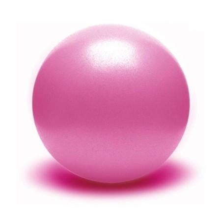 ลูกบอลออกกำลังกาย ขนาดเล็ก 25 ซม. Mini Pilates Ball 25 cm ( สีชมพู )
