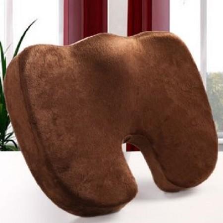 เบาะรองนั่ง เมมโมรี่โฟม พร้อมเจลเย็น Memory Foam With Cooling Gel Seat Cushion -Blow