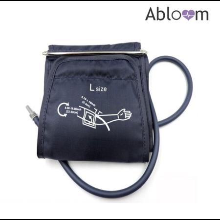 ผ้าพันแขน สำหรับ เครื่องวัดความดัน ใช้ได้ทุกรุ่น (มีหลายขนาด) Blood Pressure Monitor Arm Cuff (Sizes Available)
