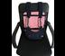 คาร์ซีท เบาะรองนั่งในรถ สำหรับเด็ก ( สีชมพู )Multi Function Baby Car Seat Cushion