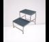 Abloom บันไดขึ้นเตียง (มีให้เลือก แบบ 1 ขั้น และ 2 ขั้น) Support Step Stool , Best Foot Stool for Hospital Bed