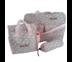 เซ็ต กระเป๋าคุณแม่ กระเป๋าขวดนม เก็บสัมภาระ Mom Carry Bag Set (สีชมพู)