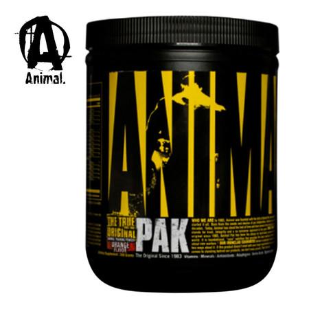 Animal Pak Powder 388 g Orange