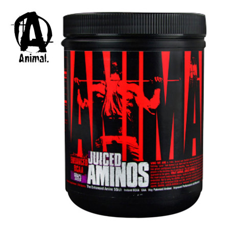 Animal Juiced Aminos 376 g Grape
